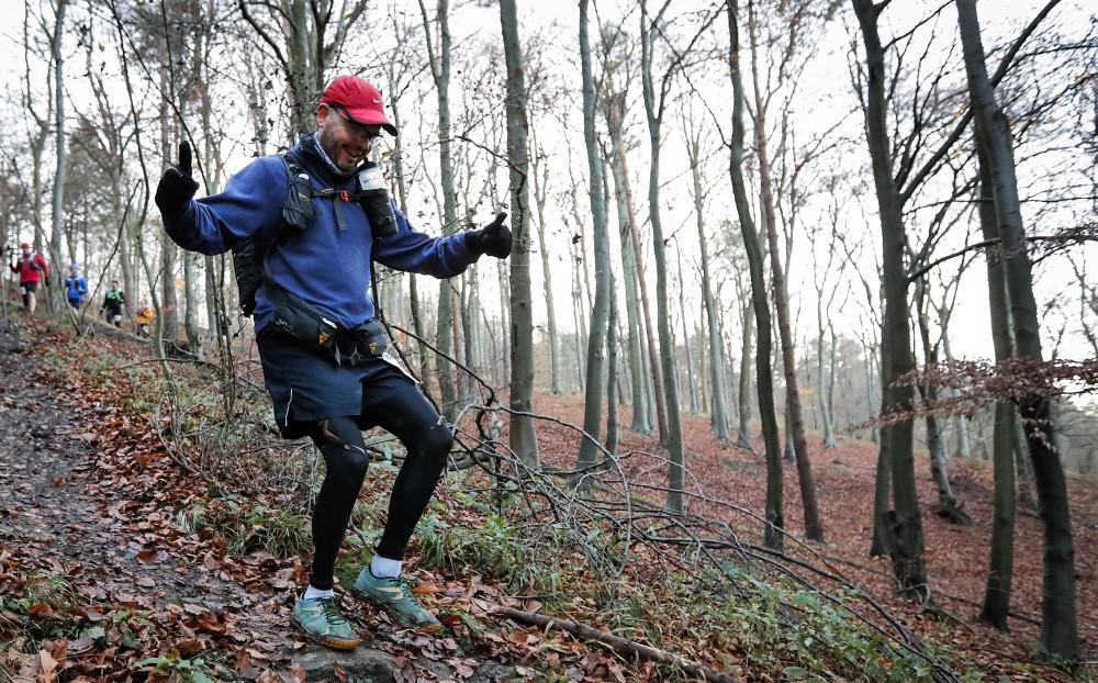 Marcus Sorour Wendover Woods Ultra-Marathon - November 2017